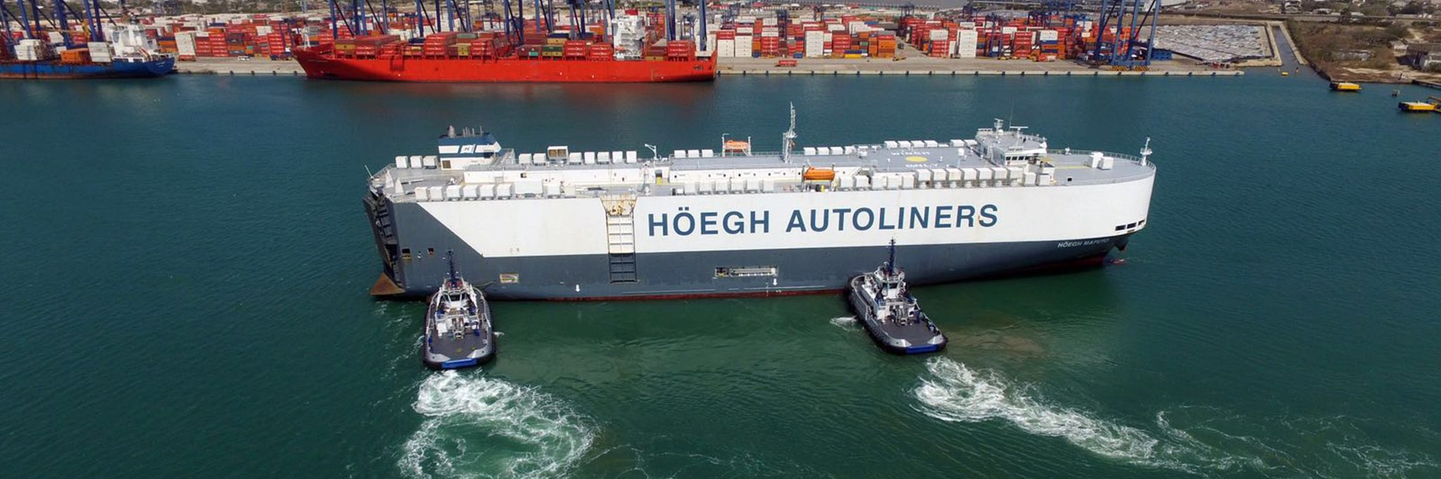 News and Press Releases - Höegh Autoliners
