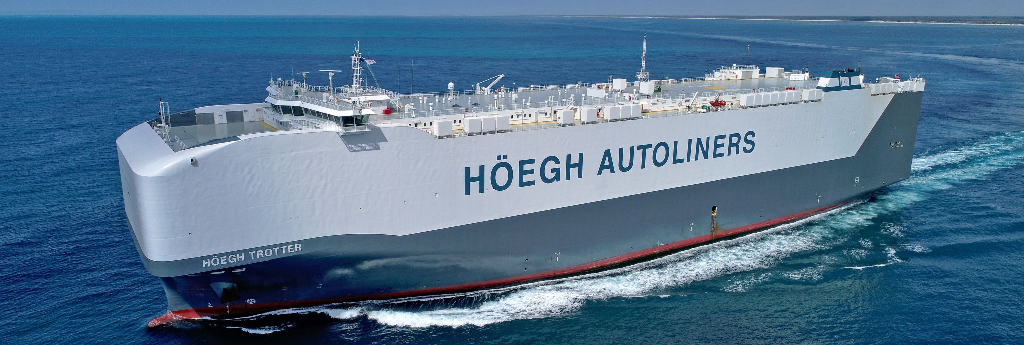 Increased express service to Oceania - Höegh Autoliners